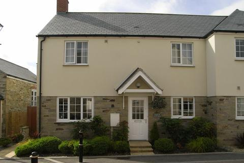 3 bedroom semi-detached house to rent - St Francis Meadow, Mitchell, Truro, TR8