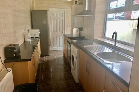 5 bedroom terraced house to rent - 5 Bedroom Great student house-105 Stoney Stanton Rd