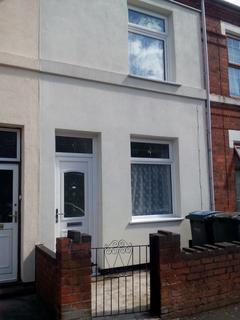 4 bedroom terraced house to rent - Great student house-105 Stoney Stanton Rd R1