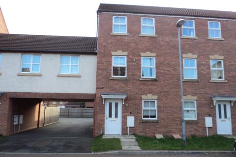 3 bedroom townhouse to rent - Lewsey Close, Chilwell, Nottingham NG9