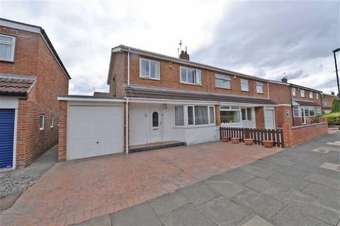 3 bedroom semi-detached house for sale - Gosforth