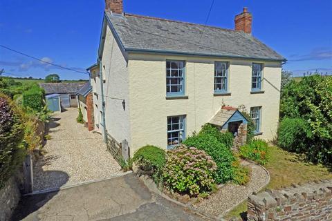 4 bedroom detached house for sale - Woodtown, Fairy Cross, Bideford, Devon, EX39