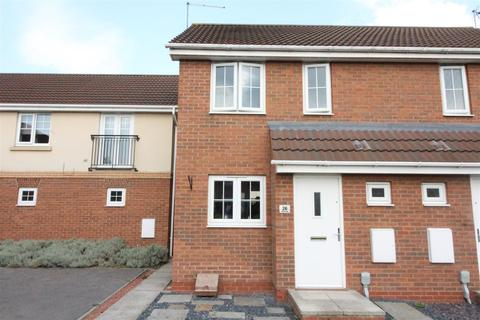 2 bedroom semi-detached house for sale - Pasture View, Kingswood, Hull