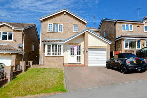 4 bedroom detached house for sale - Stoneacre Drive, Hackenthorpe, Sheffield, S12
