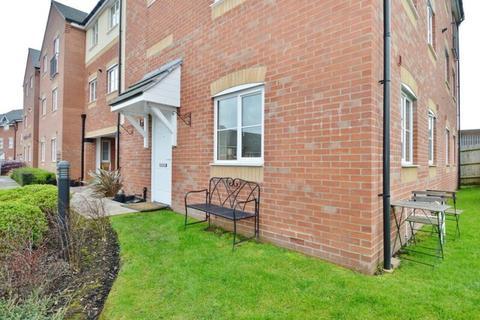 1 bedroom ground floor flat for sale - Hindley View, Rugeley