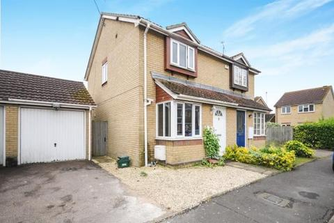 2 bedroom semi-detached house for sale - Renoir Place, North Springfield, Chelmsford, CM1