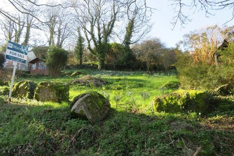 Land for sale - Well Lane, Lamorna, Penzance