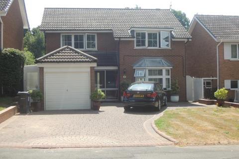 4 bedroom detached house to rent - Rockingham Gardens, Sutton Coldfield, B74 2PN