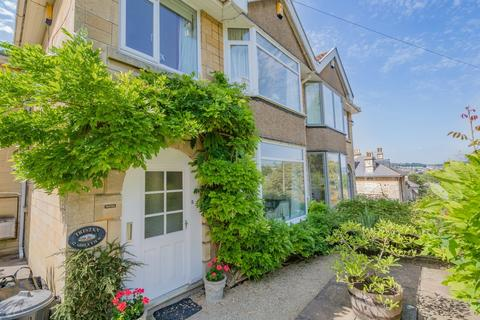 2 bedroom semi-detached house to rent - Abbey View, Bath