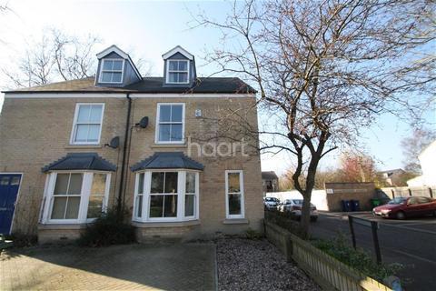 4 bedroom semi-detached house to rent - Vinery Road, Cambridge