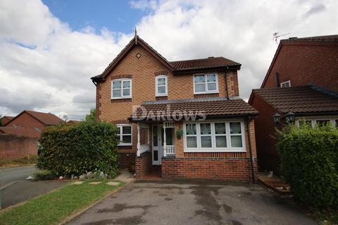 4 bedroom detached house for sale - Lovage Close, Pontprennau, Cardiff, CF23 8SB