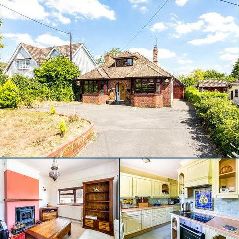 4 bedroom detached house to rent - Old Kempshott Lane, Basingstoke, Hampshire, RG22