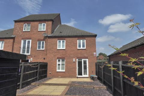 3 bedroom end of terrace house for sale - South Meadow Road, St Crispin, Northampton, NN5