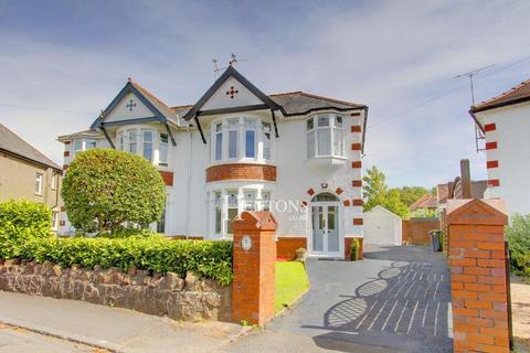3 bedroom semi-detached house to rent - Celyn Grove, Cyncoed, Cardiff