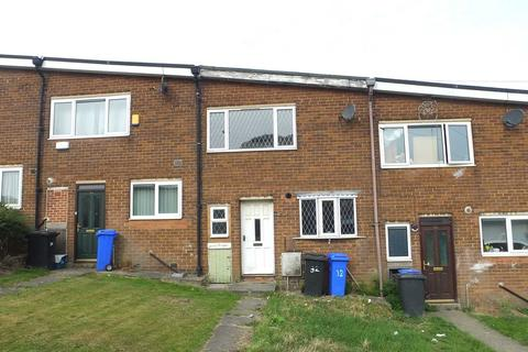 3 bedroom townhouse for sale - Gaunt Close, Gleadless Valley, Sheffield, S14 1GD