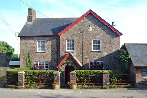 4 bedroom detached house for sale - Roborough, Winkleigh