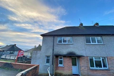 2 bedroom flat for sale - Gelli Dawel, Caewern, Neath, West Glamorgan. SA10 7PW