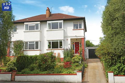 3 bedroom semi-detached house for sale - 40 South Mains Road, Milngavie, G62 6DQ