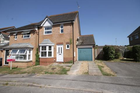 2 bedroom semi-detached house for sale - Dyall Close, Burgess Hill, West Sussex