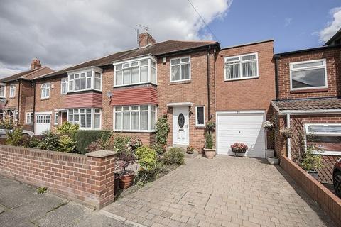 4 bedroom semi-detached house for sale - Bourne Avenue, Fenham, Newcastle upon Tyne