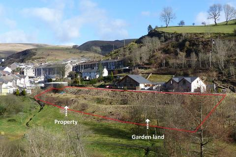 Land for sale - Off New Street, Pantygog, Bridgend, Bridgend County. CF32 8DP