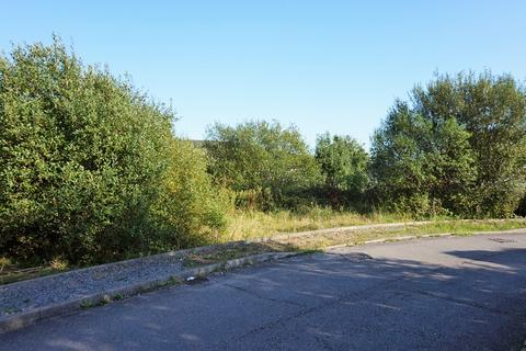 Land for sale - 143 - 148 Cwrt Coed Parc, Maesteg, Maesteg, Bridgend County. CF34 9DR