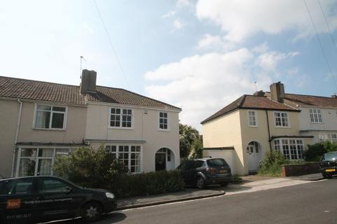 3 bedroom end of terrace house to rent - Metford Road, Redland, Bristol, BS6