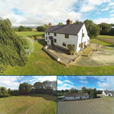 4 bedroom detached house for sale - Eyton Hall Lane, Eyton, Wrexham