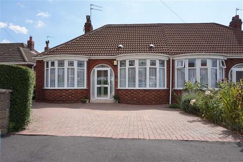 2 bedroom semi-detached bungalow for sale - Mancklin Avenue, East Hull, Hull, HU8