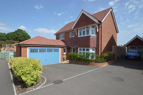 4 bedroom house for sale - Sandstone Close, Exeter