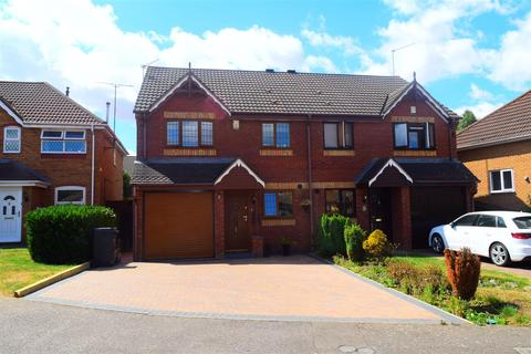 3 bedroom semi-detached house for sale - Harcourt Way, Northampton