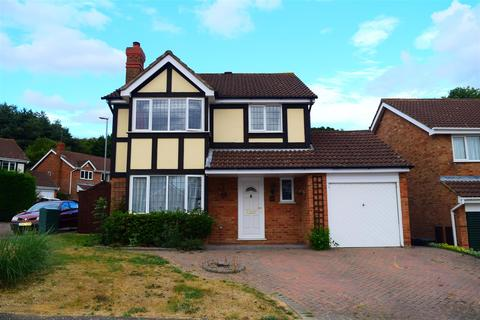 4 bedroom detached house for sale - Icknield Drive, Northampton
