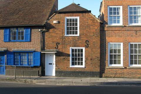 2 bedroom terraced house for sale - ST ANN STREET, SALISBURY, WILTSHIRE, SP1 2DN