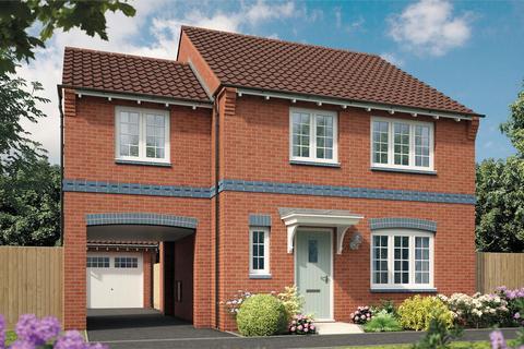 4 bedroom detached house for sale - Robin's Wood Road, Nottingham
