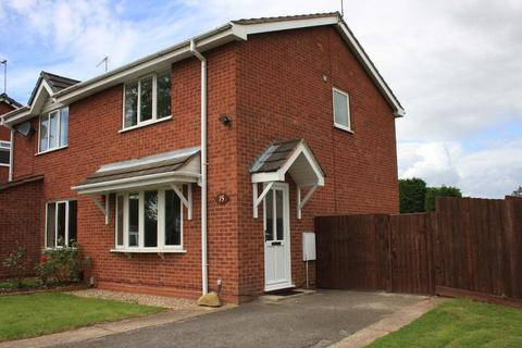 3 bedroom semi-detached house to rent - Harmony Green, Western Downs, Stafford, Staffordshire, ST17 9TE