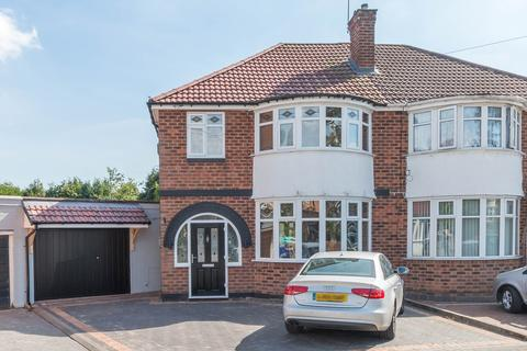 4 bedroom semi-detached house for sale - Stonor Road, Hall Green
