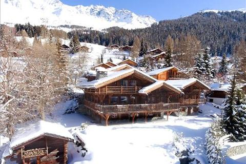 2 bedroom chalet  - La Tinte District, Verbier