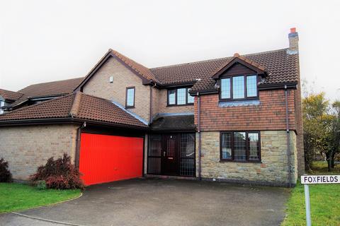 4 bedroom detached house to rent - Foxfields Drive, Oakwood, Derby DE21