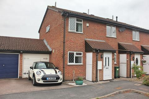 2 bedroom end of terrace house to rent - Alport Way, Wigston