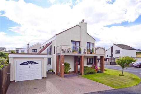 3 bedroom detached house for sale - Barefoots Park, Eyemouth, Berwickshire