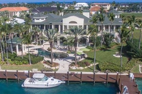 "6 bedroom detached house  - ""Sea Level"", Ocean Club Drive, Ocean Club Estates, Paradise Island"