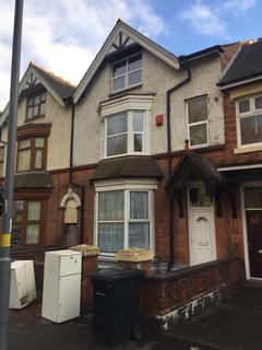 8 bedroom terraced house to rent - Tennyson Road, Small Heath