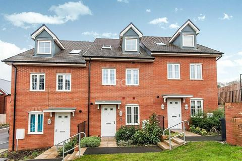 4 bedroom townhouse for sale - Seldon Crescent, Exeter