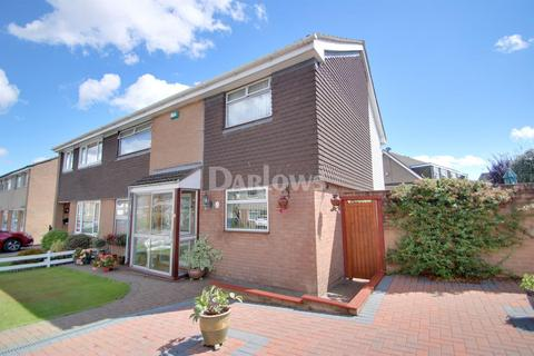 4 bedroom semi-detached house for sale - Bruce Knight Close, Danescourt, Llandaff, Cardiff