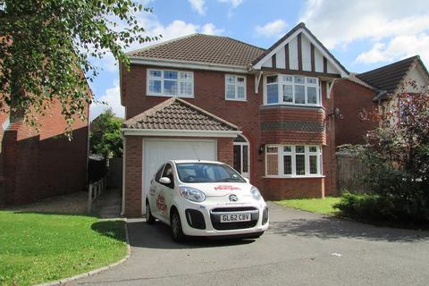 4 bedroom detached house to rent - Llwyn Glas, , Bridgend, Mid Glamorgan. CF31 5AH