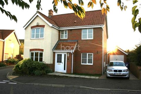 4 bedroom detached house to rent - The Runnel, Three Score