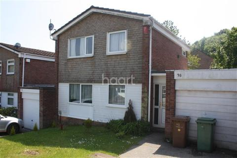 3 bedroom detached house to rent - Powderham Road Plymouth PL3