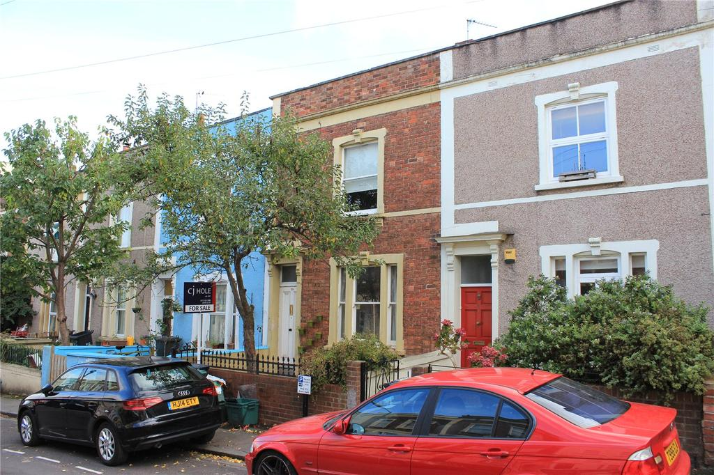2 Bedrooms Terraced House for sale in Albert Park Place, Montpelier, Bristol, BS6