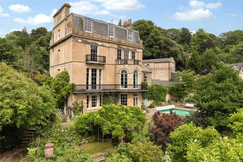 6 bedroom detached house for sale - Bathwick Hill, Bath