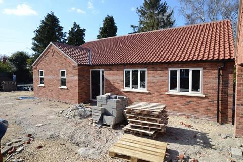 3 bedroom bungalow for sale - Plot 1, Tattershall Road, Woodhall Spa